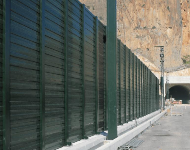 Metalesa: équipement de sécurité routière dans projet AVE