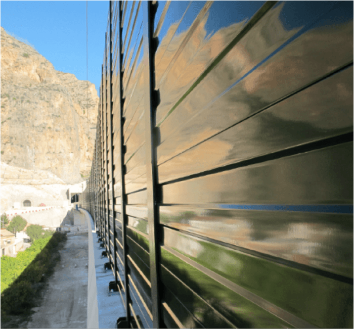 Équipement de sécurité routière: Projet dans Alicante