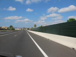 Proyecto CV336 San Antonio de Benagéber-Bétera - Barreras metálicas de seguridad vial en Metalesa