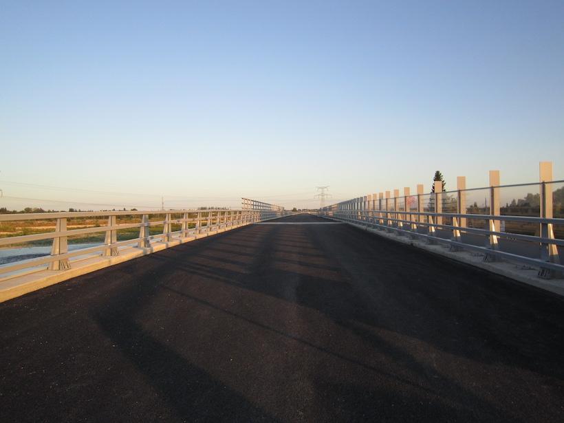 METALESA: Viaduct work