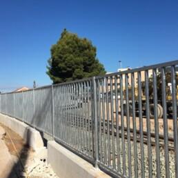 METALESA - Denia metal fences