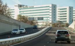 Metalesa instala pretil urbano en Valencia