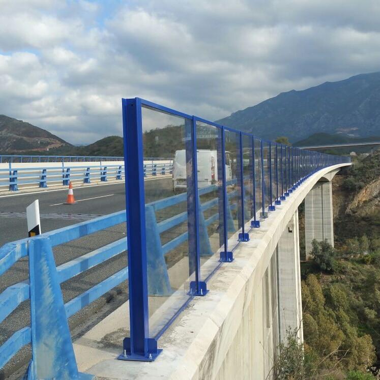 Pantalla PMMA - Proyectos Seguridad Vial