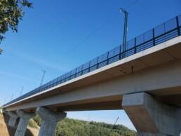 Projet avec garde corps SNCF