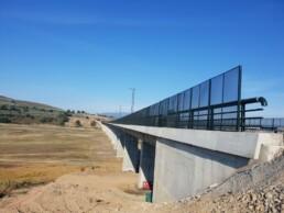 Proyecto AVE Galicia Seguridad Vial