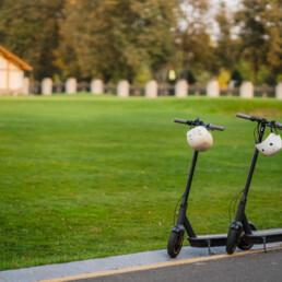 scooters para la movilidad urbana